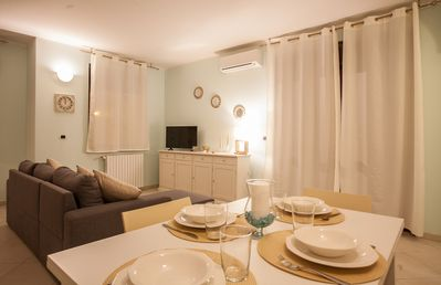 Photo for Building 7s: elegant apartment 4 guests with terrace