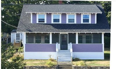 Photo for Short walk to the beach and downtown. 4 bedroom, free parking