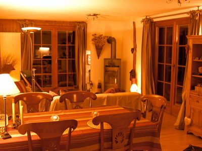 Photo for Beautiful apartment renovated 3* at Mayens de l'Ours (at about 2 km from Veysonnaz), at the foot of