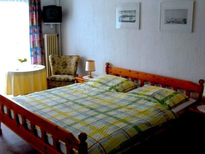 Photo for Single room, shower, toilet - Pension am Erlengrund
