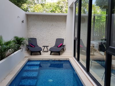 Photo for 1BR Apartment Vacation Rental in Tulum, Q.R.