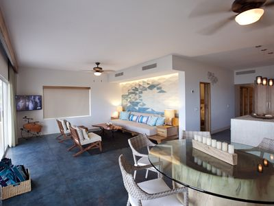 Photo for Oceanfront Newly Renovated 3 Bedroom Ground Level Condo