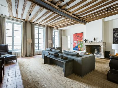 Photo for Rue des Rosiers - Two Bedroom Apartment, Sleeps 4