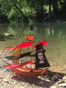 Pirates on the Guadalupe