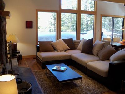 Photo for Leeloo's Cabin in the Woods Tahoe Donner Truckee CA