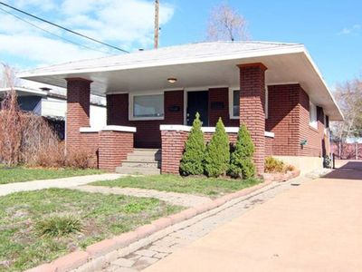 Photo for Charming Main Street Bungalow ~ Near Downtown Events