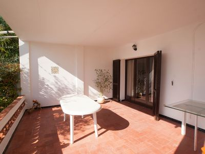 Photo for 25m2 porch, 1000m2 garden, barbecue, parking with CAMERAS and WIFI