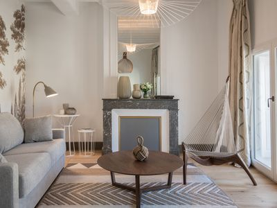 Photo for Villa Reale Square - Luxury Hotel Apartment 2-6 pers.