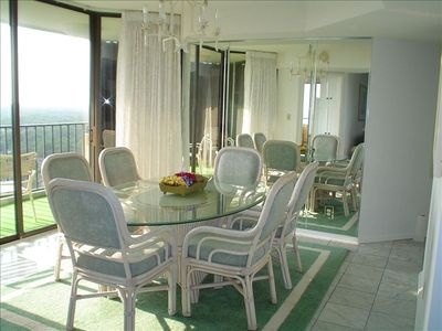 Photo for Maisons-Sur-Mer: 2BR Oceanfront Condo on 23rd Floor, special winter monthly rate