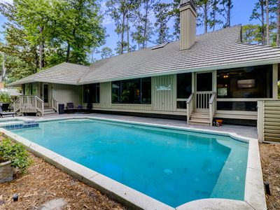 Photo for 78 Baynard Cove is an elegant Sea Pines home exudes low country charm