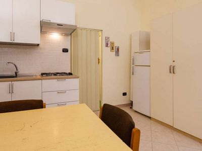 Photo for Historical Tribunali studio apartment in San Lorenzo with WiFi & air conditioning.
