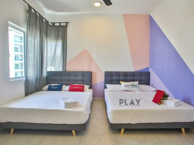 Photo for PLAY Residence at Quintet , Tanah Rata for 10pax