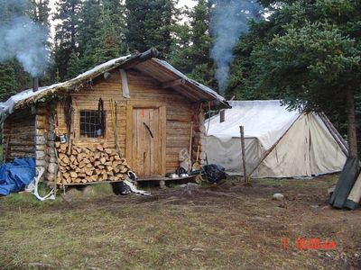 Photo for Williston Lake Outfitters Ltd. - Remote Cabin