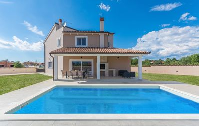 Photo for Stylish Villa Magica with Private Pool and BBQ