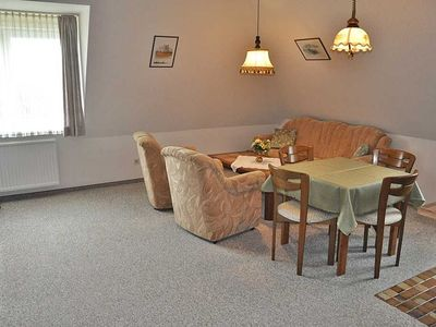 Photo for Ferienhaus Petersen, Apartment 2 - Haus Petersen 4 apartments partly with sea view