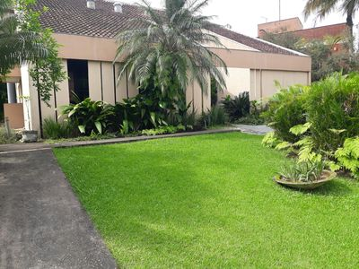 Photo for WONDERFUL HOME IN ENSEADA-GUARUJÁ IN CONDOMINIUM CLOSED WITH ALL SECURITY