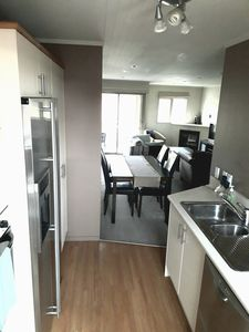 Photo for Comfortable 2 bed apartment in Wanaka with kitchen and bathroom and lounge