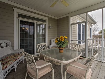 Photo for Luxury Bethany Beach Condo w/ Pool on Golf Course