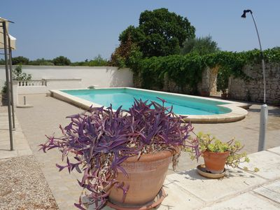 Photo for Villa Maresca, Pool, Sleeps 8, stunning family friendly property close to beache