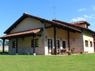 Photo for Rural house El Gidio for 8-9 people