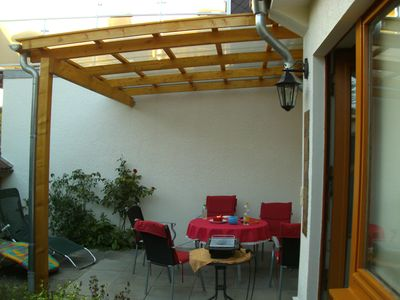 Photo for Comfortable vacation home with wlan connection, garden, pets welcome