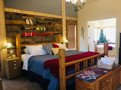 Photo for Themed Bedrooms-Mtn Views- High Speed wifi-