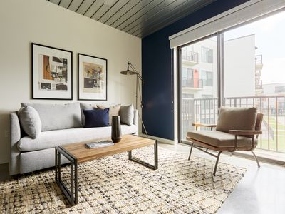 Photo for Sonder | Mid Main Lofts | Airy 1BR + Pool