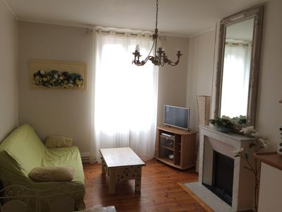 Photo for Borghèse apartment rental - Furnished all comfort close to the thermal baths