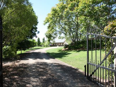 Photo for Exeter Farm Stay - peaceful, private, elegant
