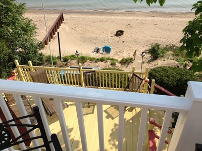 Photo for Beach House -  Desmond beach, Fort Gratiot MI