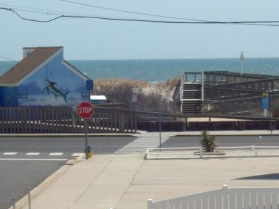 Photo for North Wildwood Condo, Steps to the Beach AND Pool, $410.00 to $965.00 weekly.