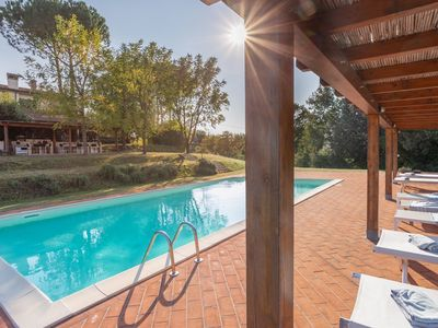 Photo for Capanace - 8 People, Private Pool, Garden, WIFI, Tuscany