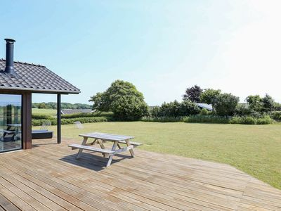 Photo for Charming Holiday Home in Faaborg Funen with Terrace