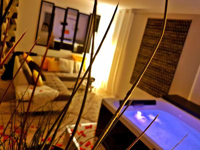 Photo for Romantic suites with private Jacuzzi
