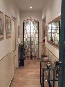 Photo for Elegant guesthouse in central Rome - homely atmosphere - 30 meters to metro stop