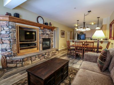 Photo for Cute, Private Washer/Dryer, Walk to Eagle Lodge