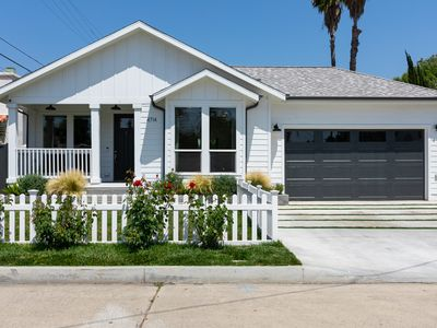 Photo for Bellflower Avenue Home for Rent- Family Vacation Rental - West Hollywood