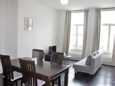 Photo for Studio apartment in the center of Antwerp with Lift, Internet (1008419)