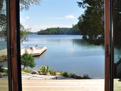 Photo for Muskoka, Canada!  Family Compound Situated In Quiet Cove On Skeleton Lake