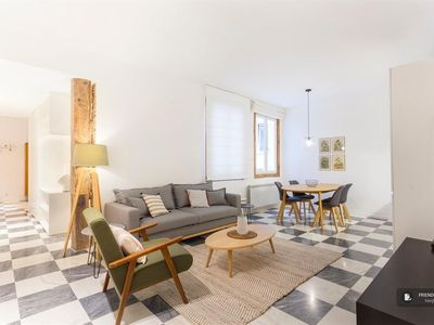 Photo for Friendly Rentals The Moratin MADrid apartment in Madrid