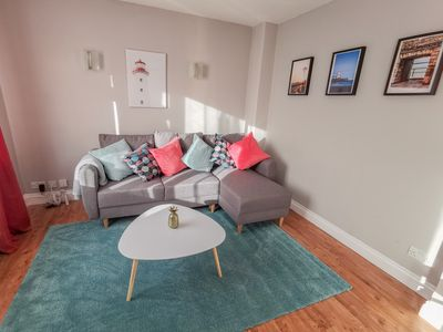 Photo for BEAUTIFUL FLAT. GREAT SOUTHSEA LOCATION