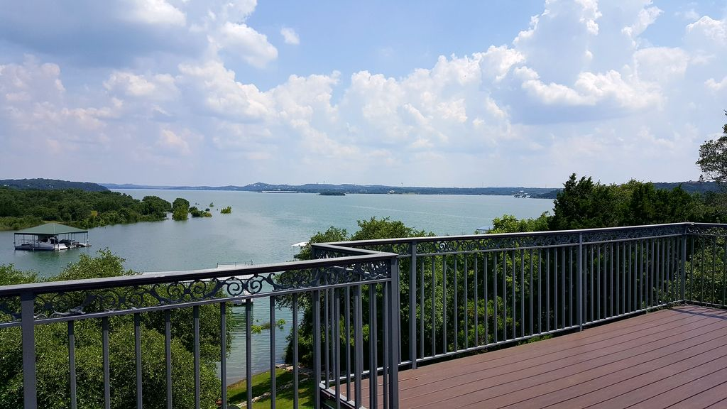 Lake front home with beautiful view on lake vrbo for Lake front view