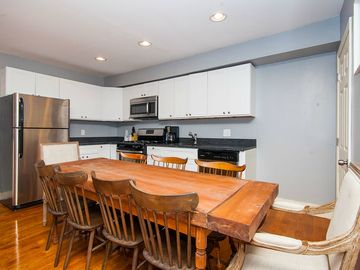 Recently Renovated Duplex with Outdoor Space