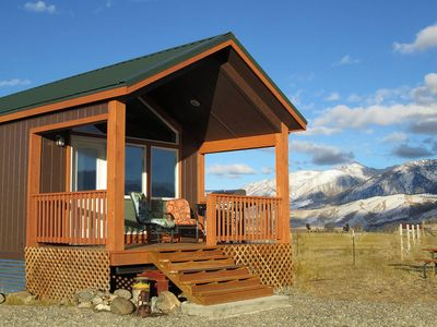 Photo for 1BR Cabin Vacation Rental in Livingston, Montana
