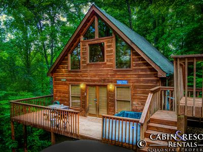 Photo for Happy Hiker - 2BR/2BA - Sleeps 6