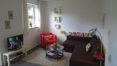 Photo for Holiday apartment Burg for 2 - 4 persons with 1 bedroom - Holiday apartment