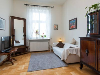Photo for Bright, Spacious Apartment on Wolnica Plaza in the Heart of the Kazimierz