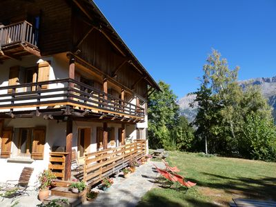 Photo for Chalet 15 people, 7 bedrooms / 7 bathrooms / 9 toilets, large beautiful view