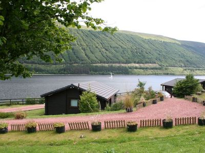 Photo for Vacation home Highand Lodges in Invergarry - 5 persons, 2 bedrooms