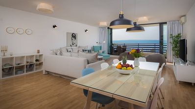 Photo for Sun Spalato Views - Apartment with balcony and sea view